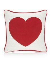 George Home Heart Cushion 30x30cm