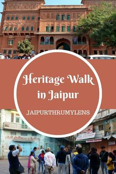 Heritage walking tour in Jaipur. Explore Jaipur with a heritage walk in the walled city area of Jaipur. India Travel Guide, Asia Travel, Jaipur Travel, Visit India, Walled City, Bhutan, Walking Tour, Mongolia, Luxury Travel