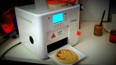 Rotimatic is the world's first fully automated robot roti-maker.