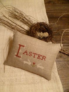 EASTER PRIMITIVE from a Primitive Betty design.