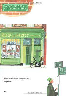 This Is Ireland - inside the book by Miroslav Sasek