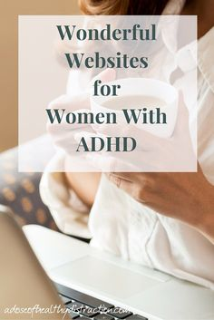 Wonderful Websites for Women with ADHD HealthyADHD with Liz Lewis - Wordpress For Therapists - Ideas of Wordpress For Therapists - A curated list of websites designed for women and mothers living with ADHD via adoseofhealthydis Adhd Odd, Adhd And Autism, Autism Apps, Autism Resources, List Of Websites, Adhd Help, Adhd Diet, Adhd Brain, Attention Deficit Disorder