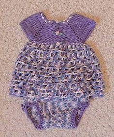 Free pattern....baby dress Alice