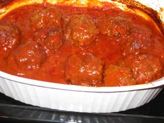 Kittencals Italian Tomato Pasta Sauce And Parmesan Meatballs Recipe - Food.com: Food.com