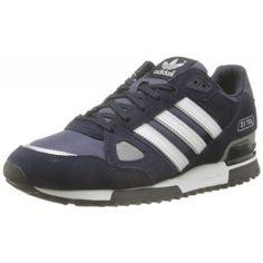best service 6bbbb e337c Adidas zx 750 scarpe sportive uomo navy