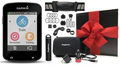 WHAT'S INCLUDED? -Garmin Edge 820 GPS Bike Computer -Garmin Chest Strap Heart Rate Monitor -Garmin Cycle Speed Sensor -Garmin Cycle Cadence Sensor -PlayBetter Protective Hard Case -PlayBetter 2200mAh USB Portable Charger (perfect for charging the Edge 820 on the road) -PlayBetter USB Car... more details available at https://perfect-gifts.bestselleroutlets.com/gifts-for-holidays/automotive-parts-accessories/product-review-for-garmin-edge-820-cycle-bundle-gift-box-with-gar