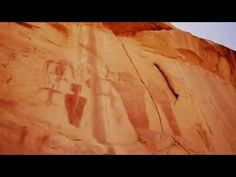 Return of the Thunder Beings 2013 - Ken Thornton Explores Ancient Sego Canyon and examines Indian Rock art (Petroglyphs). which many Believe depicts an encounter by Native Americans with Ancient Astronauts dating back some 9,000 years. Is it merely stylized humans or something more otherworldly?