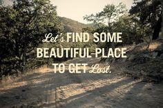 Let's find some beautiful place to get lost. Doctora amor sin honoris causa (2): Cómo superar una ruptura