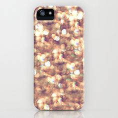 glitter and shine iPhone Case by Sylvia Cook Photography - $35.00
