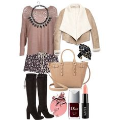 A fashion look from September 2014 featuring Free People sweaters, Forever 21 jackets and MANGO shorts. Browse and shop related looks.