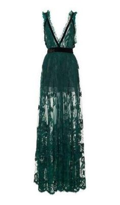 46 trendy ideas for dress fall green haute couture - Mode für Frauen Vestidos Elie Saab, Robes Elie Saab, Elie Saab Dresses, Haute Couture Gowns, Couture Dresses, Elie Saab Couture, Winter Dresses, Evening Dresses, Fall Formal Dresses