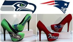 Which team are you on? #heels #superbowl