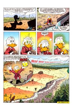 Don Rosa The life and times od $crooge McDuck