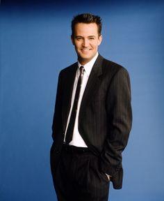 Friends -  Matthew Perry as Chandler