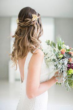 Tulle - Acessórios para noivas e festa. Arranjos, Casquetes, Tiara | ♥ Natalia Taglieri