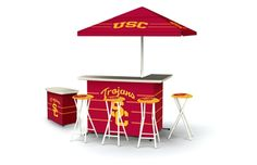 USC Trojans Tailgate Bar..in a BAG!