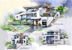 Interesting Find A Career In Architecture Ideas. Admirable Find A Career In Architecture Ideas. Architecture Sketchbook, Concept Architecture, Landscape Architecture, Architecture Design, Architecture Career, Sketches Arquitectura, Architect Drawing, Building Sketch, House Sketch