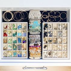 Fashion Look Featuring Container Store Kitchen Storage by thehomeedit - ShopStyle Jewellery Storage, Jewelry Organization, Home Organization, Organizing Ideas, Storage Boxes With Lids, Storage Baskets, Kitchen Storage, The Home Edit, Container Store