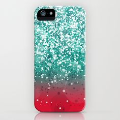 New Colors XIII iPhone & iPod Case - $35.00 #iphone #samsung #case #skin #glitter #spark