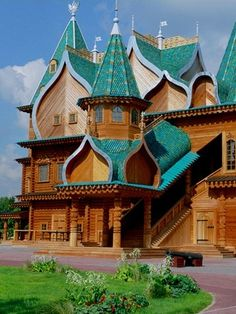 Kolomenskoïe, the ancient summer residence of the Princes of Moscow and the Tsars of Russia
