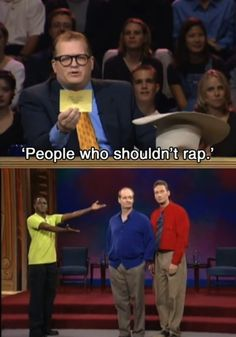 """28 Reasons You Should Be Excited That """"Whose Line Is It Anyway?"""" Is Coming Is Coming Back - I am SO EXCITED."""