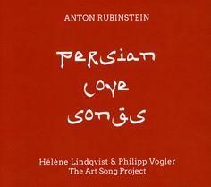 Helene & Philipp Vogler Lindqvist - Persian Love Songs, Blue