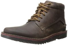 Clarks Men's Remsen Hi Chukka Boot, Brown Leather, 8.5 M US CLARKS http://smile.amazon.com/dp/B00SLTWK0U/ref=cm_sw_r_pi_dp_L6Uywb0JYGCPH