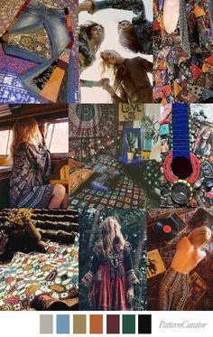 make-love-not-war - AW18 Pattern Curator