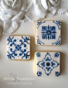 Azulejos Cookies