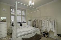 Myytävät asunnot, Luotsikatu 12 Katajanokka Helsinki #oikotie #oikotieasunnot #makuuhuone