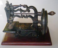 Charles Raymond Sewing Machine 1861
