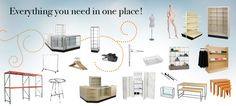 Display Case and Store Supply Company selling Retail Store Supplies, Store Fixtures and Store Display Cases online or locally in Phoenix Arizona. Retail Display Cases, Retail Supplies, Store Supply, Store Fixtures, Retail Stores, Warehouse, Presentation, Floor Plans, Organization