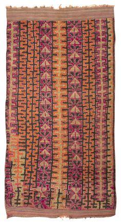 Vintage Moroccan Rug 45201 Main Image - By Nazmiyal