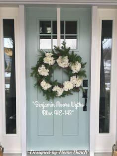 Cheery coral painted front doors | Doors, Outdoor decor and Front doors
