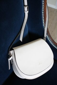 Morning Ivory Cross Body Purse