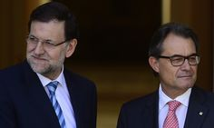 """Spanish PM and Catalonia leader hold talks over referendum plan - theguardian.com, Ashifa Kassam, 30 July 2014. """"With just over three months left until Catalonia's referendum, the meeting was widely seen as a last-ditch opportunity for the political adversaries to find common ground and ward off a potential crisis between Madrid and Barcelona. Mas said the pair addressed a wide range of issues, including the region's economy and infrastructure, but failed to reach any kind of consensus."""""""