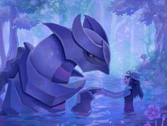 Connect with your Giratina