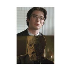 Jonathan Crane & Scarecrow ❤ liked on Polyvore featuring accessories and batman