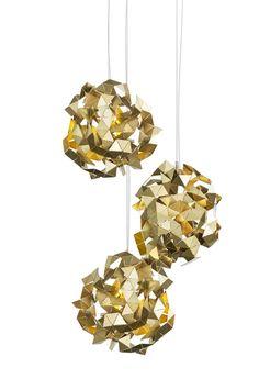 Fractal Cloud by Brand van Egmond Modern Light Fixtures, Modern Pendant Light, Pendant Lighting, Luxury Lighting, Custom Lighting, Modern Lighting, Contemporary Chandelier, Art Of Living, Fractals