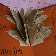 Club Scrap Creates: For the Love of Leaves -- with pictorial & YT tutorials -- Tricia comes through again!