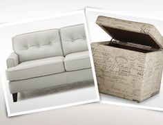 I pinned this from the Tufted Collection - Our Favorite Furniture & More event at Joss & Main!