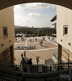 20110208 Campus Pano (20 photos merged together!)  by 1904 Photography™, via Flickr