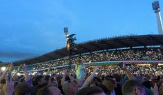 Foo Fighters at Ullevi Stadium Gothenburg - a very unique concert that will go down in musichistory