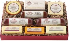 Enter to win a Hickory Farms Celebration Collection sweepstakes ends 11/30/16