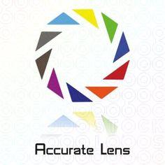 Accurate Lens logo