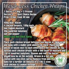 Weigh-Less Best Choice Recipe Healthy Eating Recipes, Diet Recipes, Healthy Snacks, Chicken Recipes, Cooking Recipes, Banting Recipes, Recipies, Lean Protein Meals, Crispy Smashed Potatoes