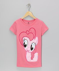 Pink Pinky Pie Tee - Girls   Daily deals for moms, babies and kids