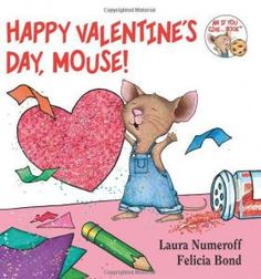 For Abby- lives give a mouse a cookie so this would be great to add to the collection!