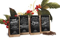 Morning Glory I Packaging Café
