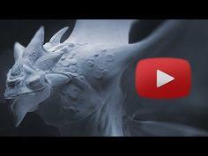 Zbrush Sculpting Tutorial - Dragon Design and Sculpting Techniques HD